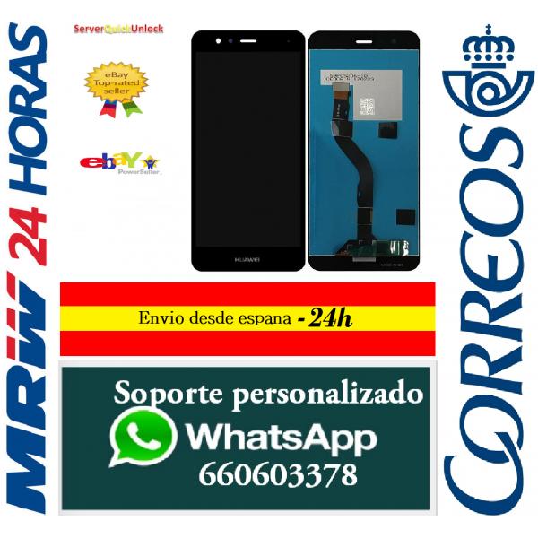 Chasis Trasero/Central Iphone 5 Con Piezas Negro