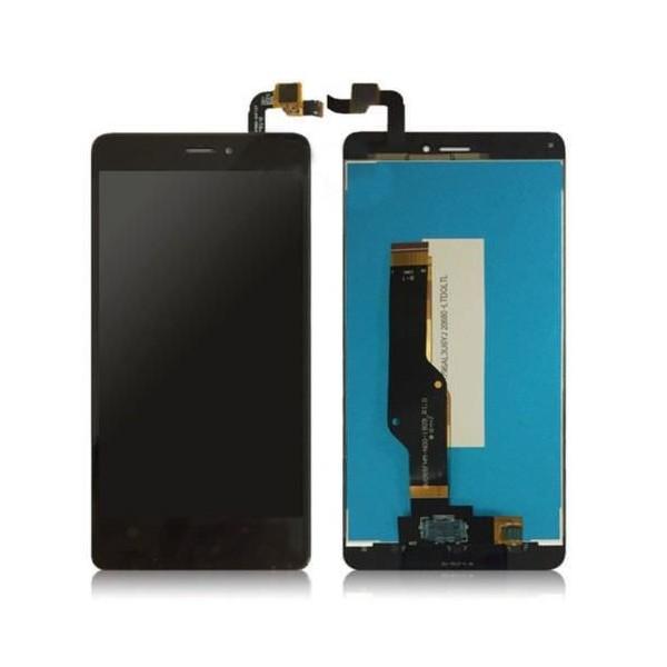 Pantalla Completa para Asus Zenfone Go Zb452Kg Lcd +Tactil Negro