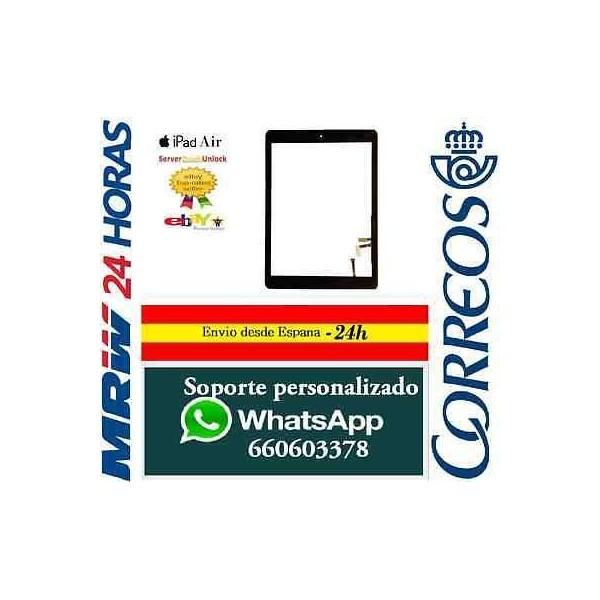 Conector Jack y Flex Volumen para Iphone Negro 4S