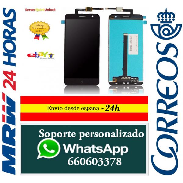 Flex Cargador para Iphone 5 Negro