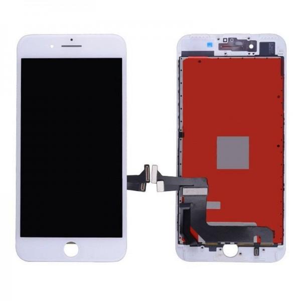 Chasis Trasero/Central para Iphone 5 Con Piezas Blanco