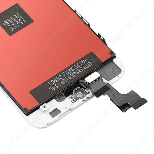 Chasis Trasero/Central Iphone 5S Con Componentes Negro
