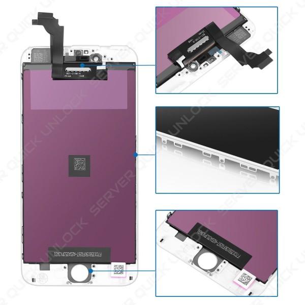 Botón Home para Samsung Galaxy Note N7000 Blanco
